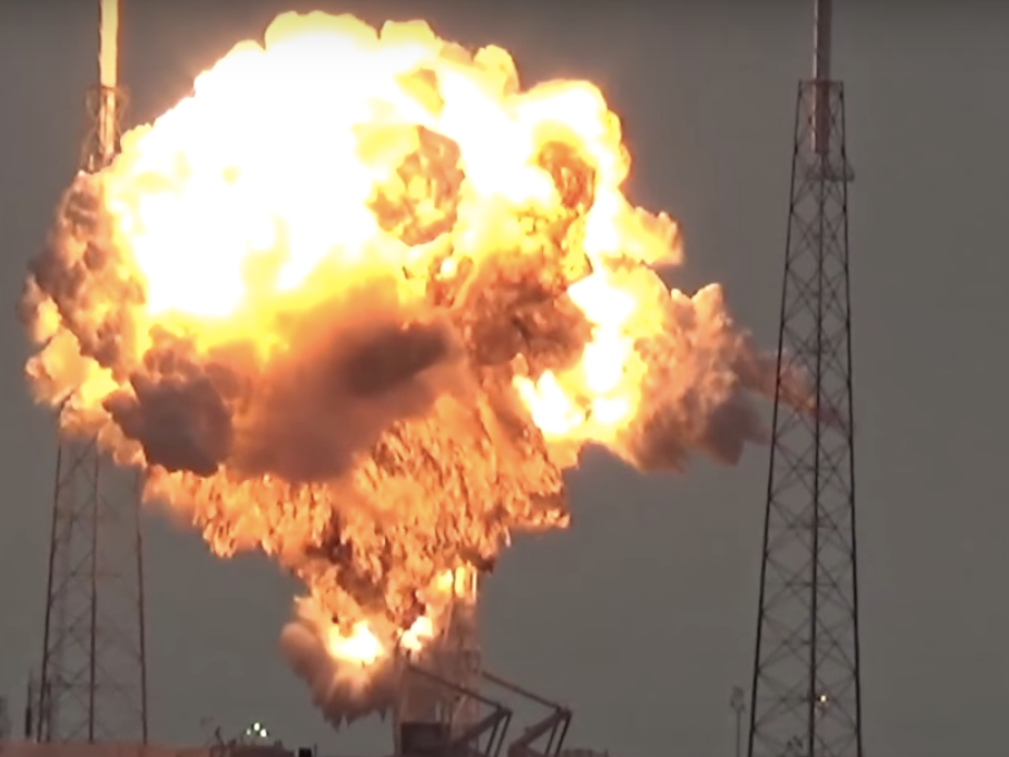 SpaceX Thinks Falcon 9 Explosion Caused by Super-Chill Helium
