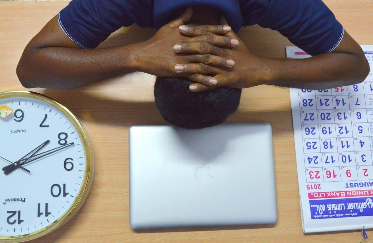 World Health Organization Recognizes 3 Major Symptoms of Workplace Burnout