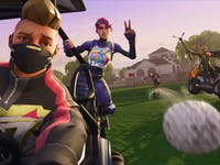 'Fortnite' Lazy Links Loading Screen