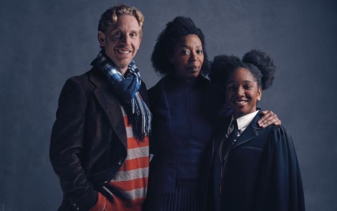 Granger-Weasley Family in The Cursed Child