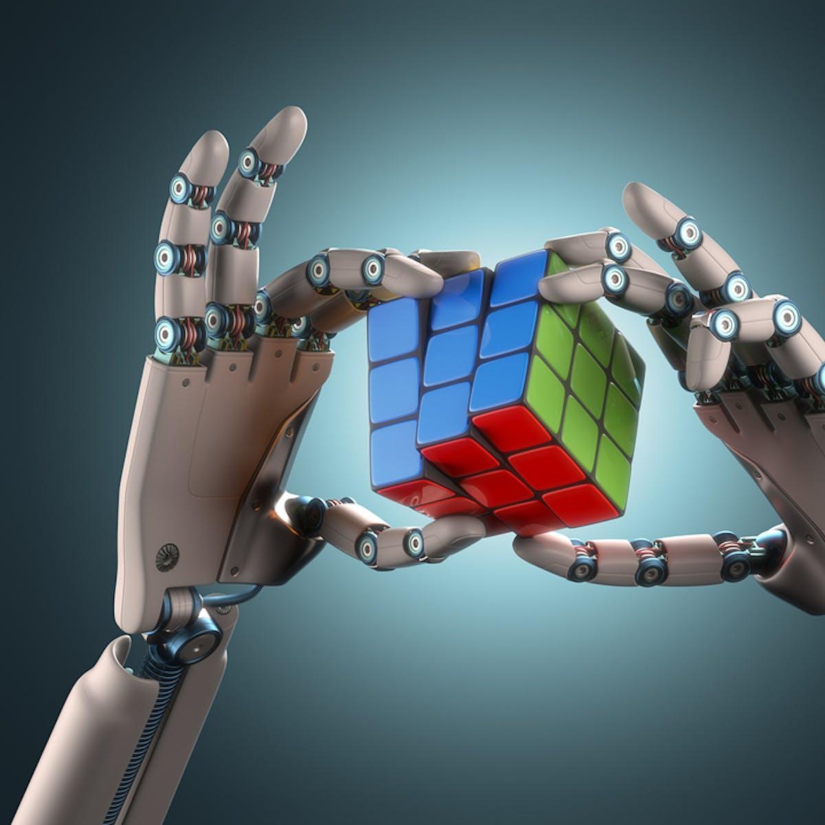 Robotic Hands Are One of the Big Challenges Facing Robotics