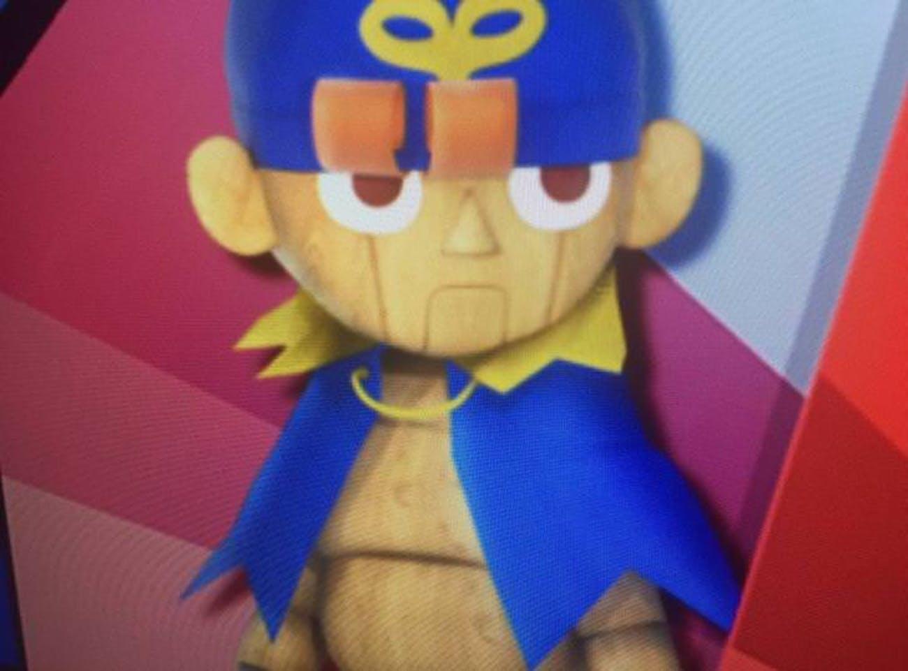 Geno in 'Super Smash Bros. Ultimate'?