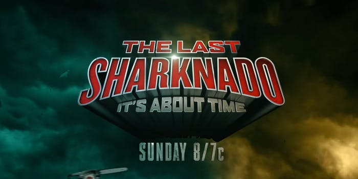 'The Last Sharkando:  It's About Time'