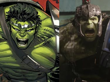 7 Visuals from 'Thor: Ragnarok' Ripped from the Comics