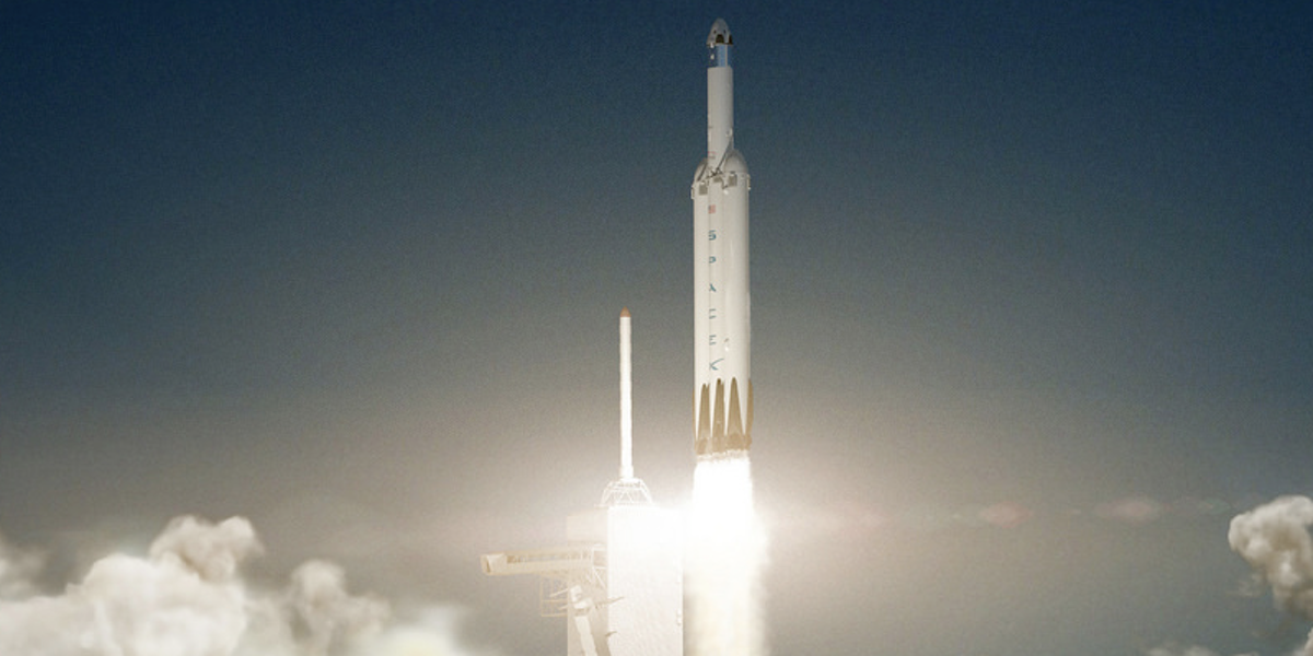 What We Know About SpaceX's Falcon Heavy Rocket for its ...