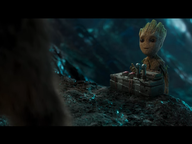 Baby Groot Almost Kills The Guardians In New Teaser Trailer