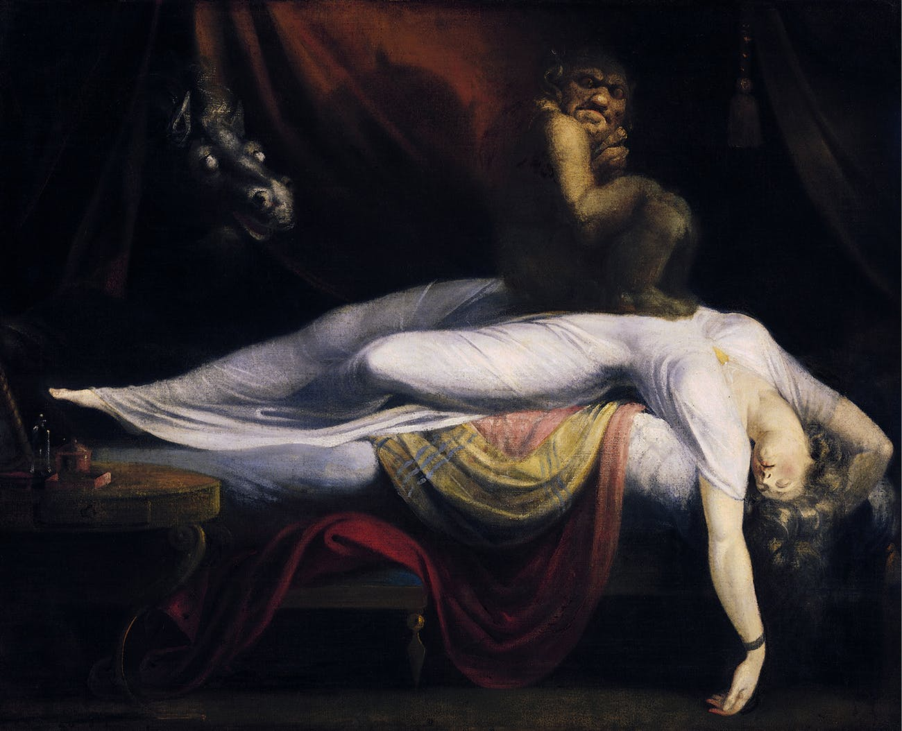 sleep paralysis