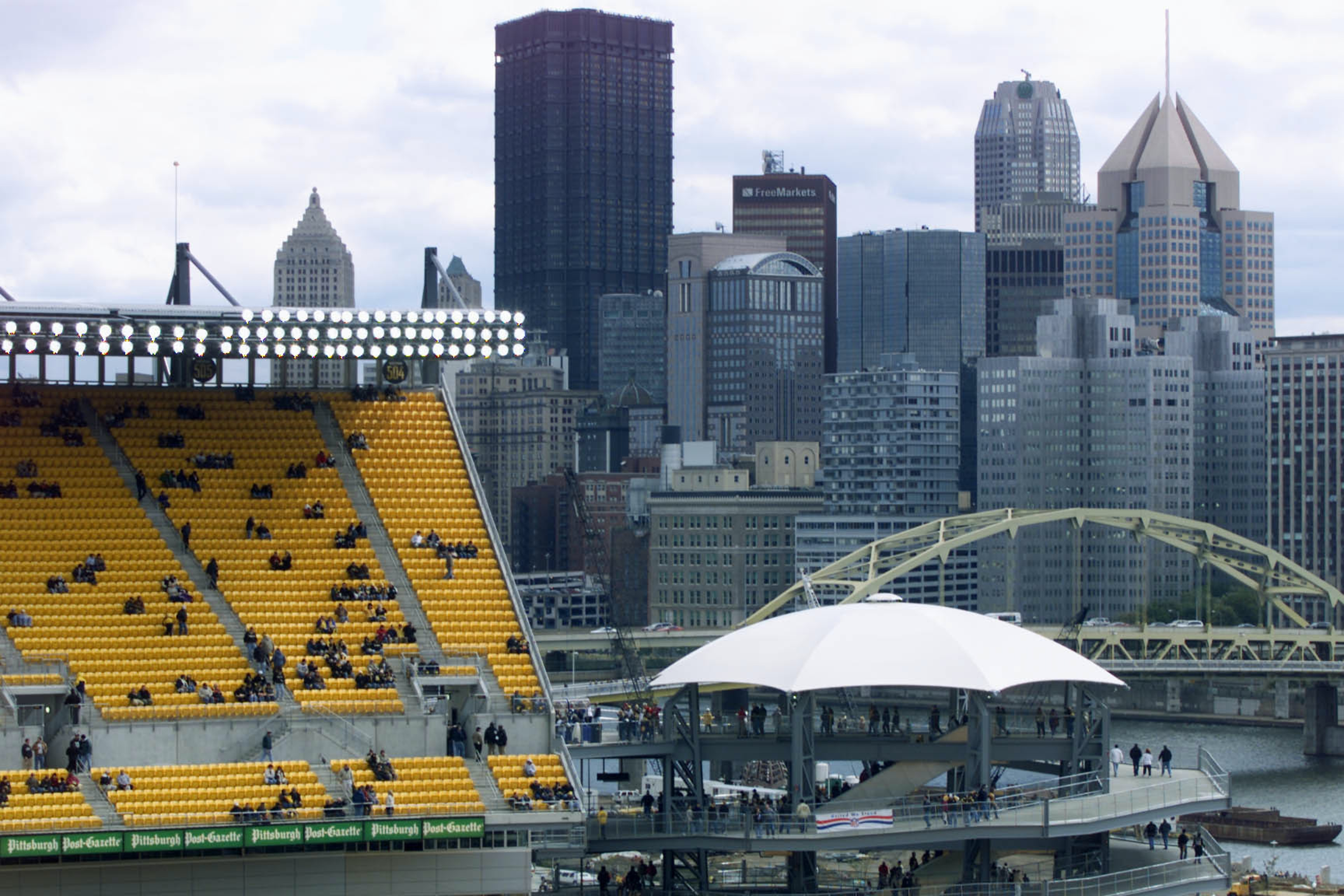 Pittsburgh was the first city to receive Surtrac's system.