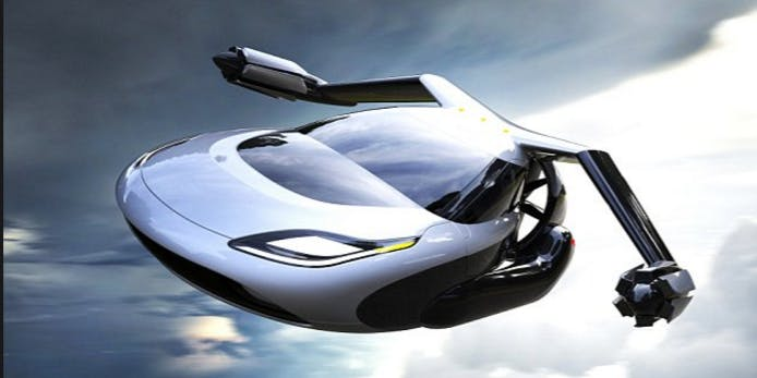 3 Serious Questions About Flying Cars