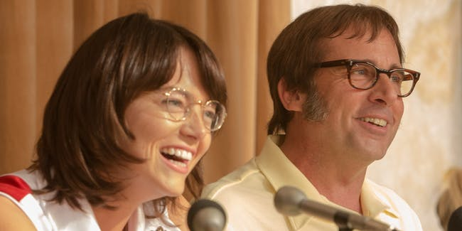 Emma Stone as Billie Jean King in 'Battle of the Sexes'