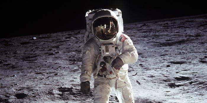 Man in Astronaut Suit · Free Stock Photo