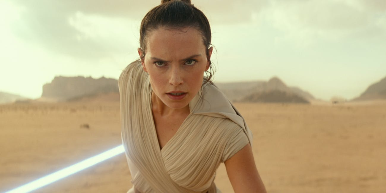 Star Wars The Rise of Skywalker Rey