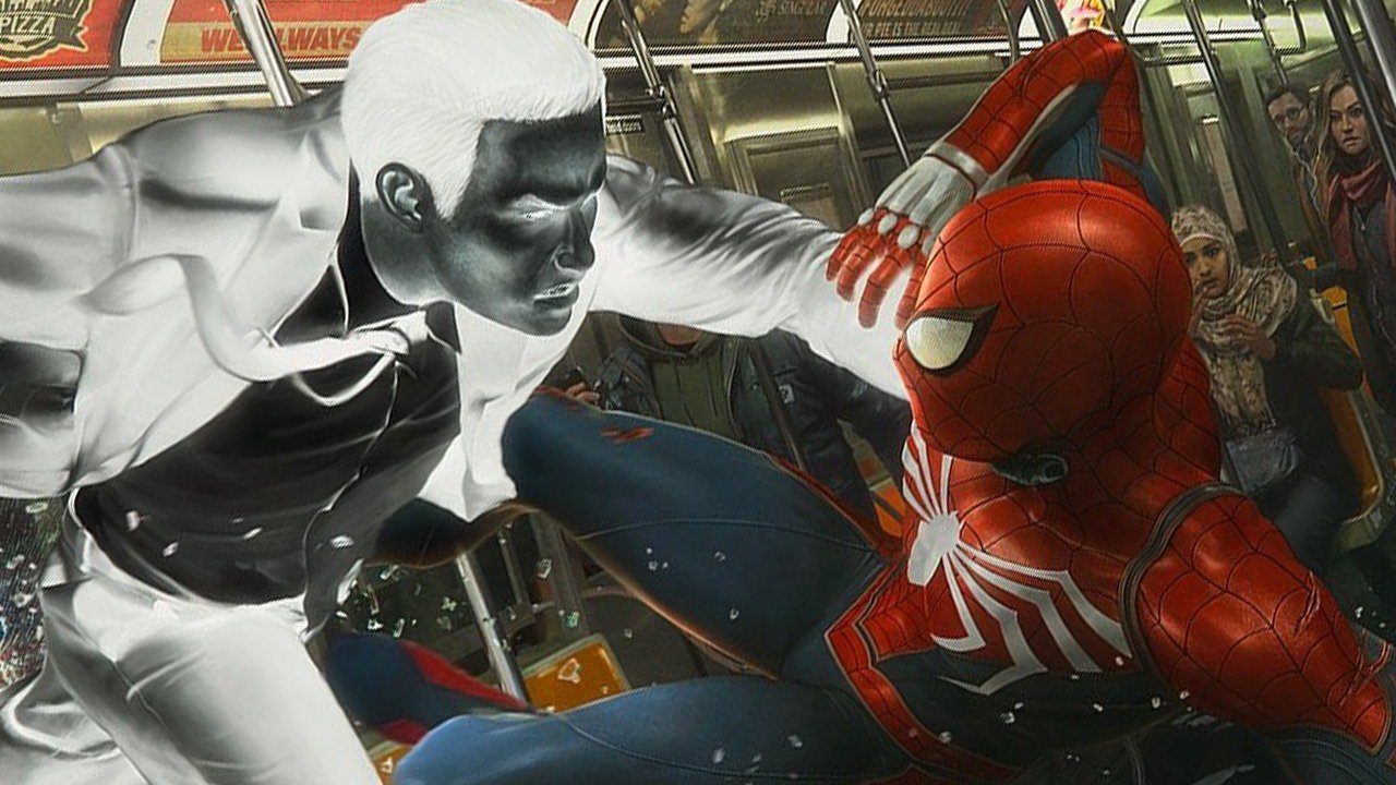 Spider-Man' PS4 Negative Zone Costume Could Be Huge for the Game's