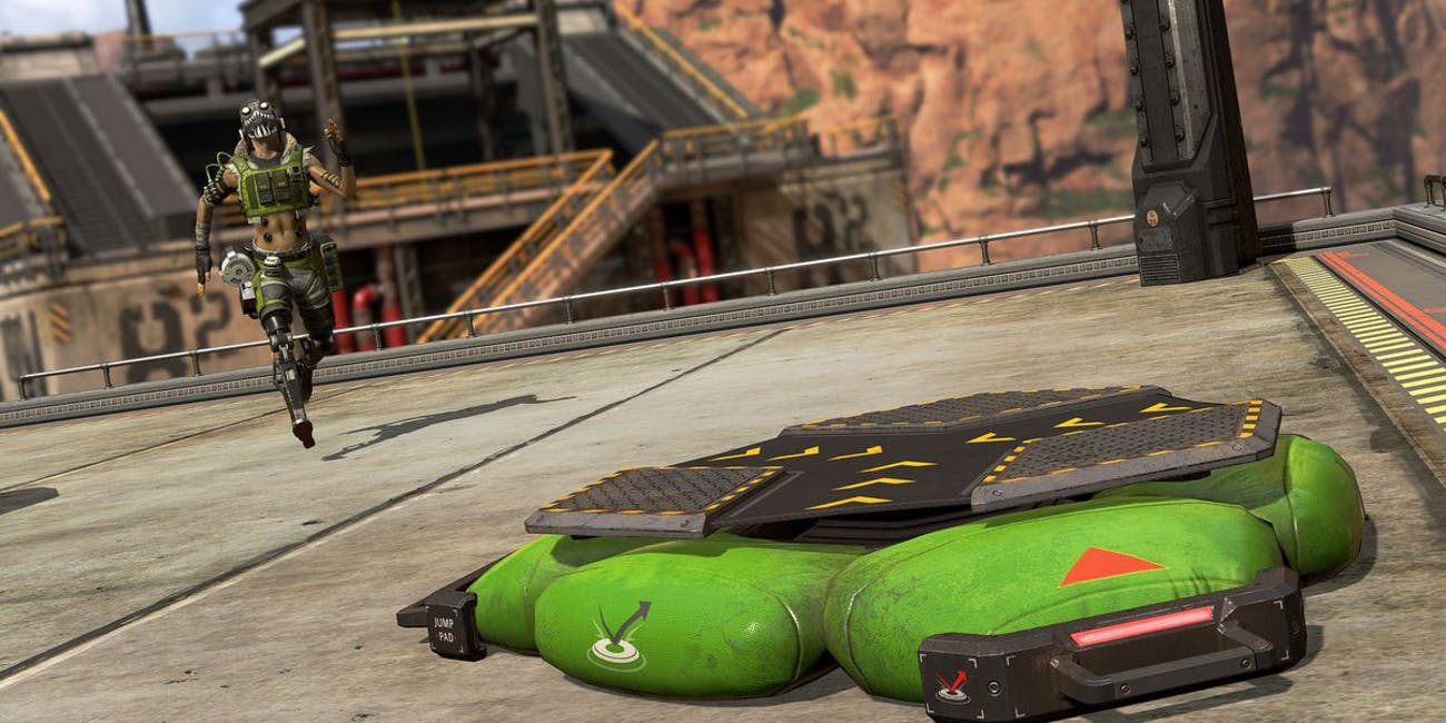 Apex Legends Launch Pad Octane