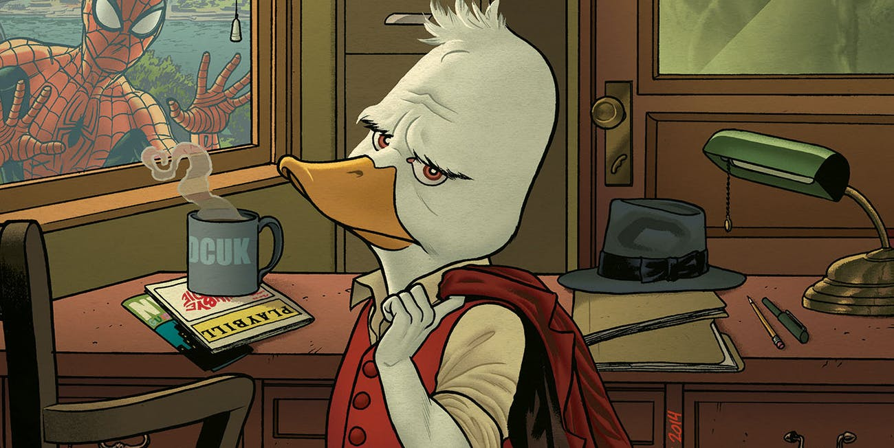 Marvel Howard the Duck