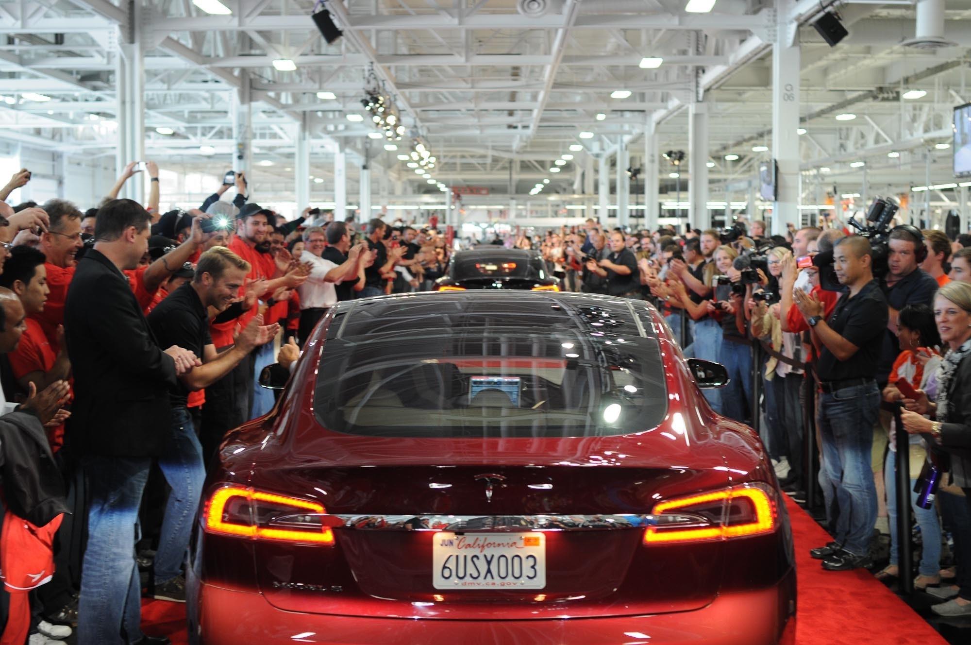 Tesla motors job opportunities