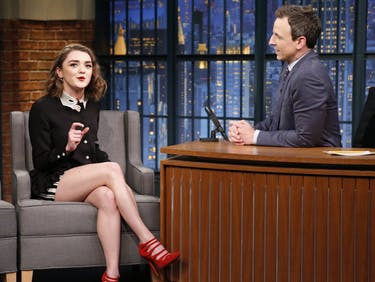 How Maisie Williams Slays the Style Game Outside 'Game of Thrones' and Westeros