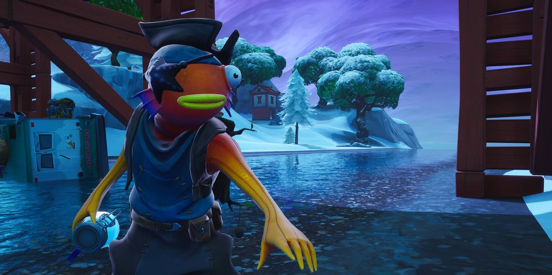 Where to Find 'Fortnite' Jigsaw Puzzle Pieces Under Bridges and in Caves