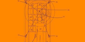 Amazon wrist tracker patent