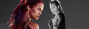 Tomb Raider Alicia Vikander Reboot