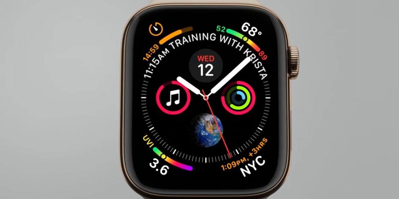 new apple watch