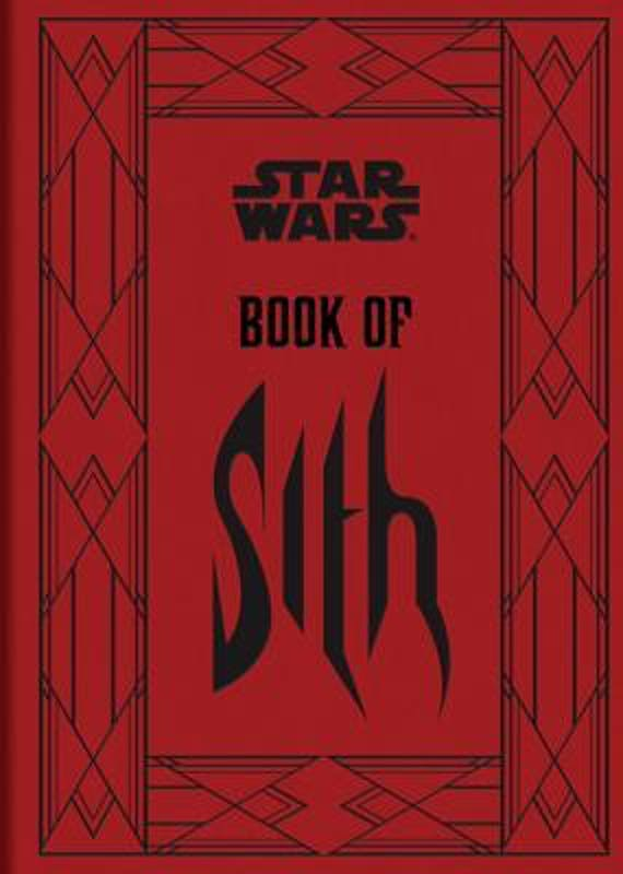 The cover for 'Book of Sith'