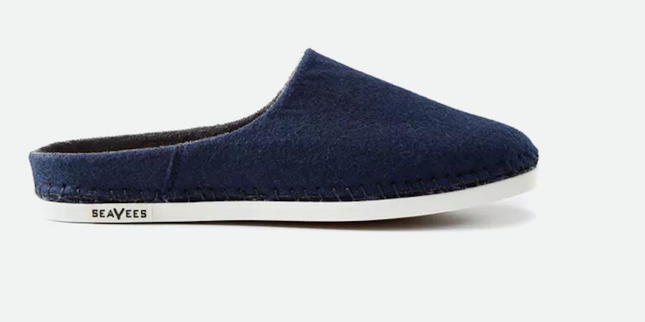 indoor slipper, men's slipper