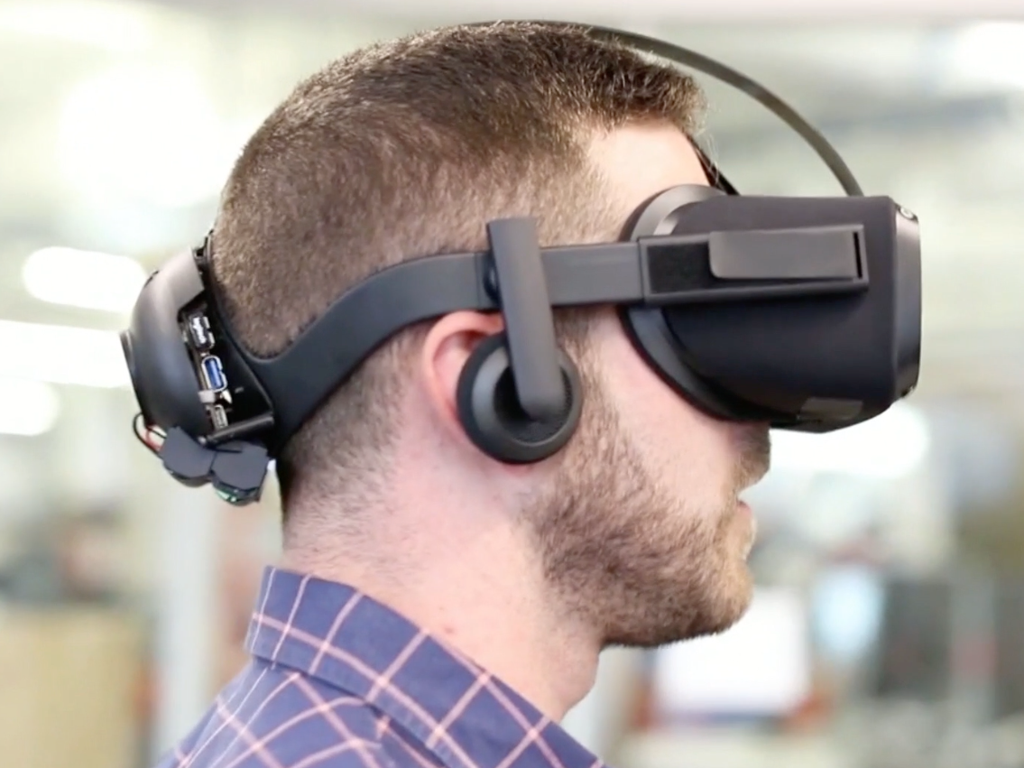 Facebook Is Working on a Stand-Alone Oculus Prototype