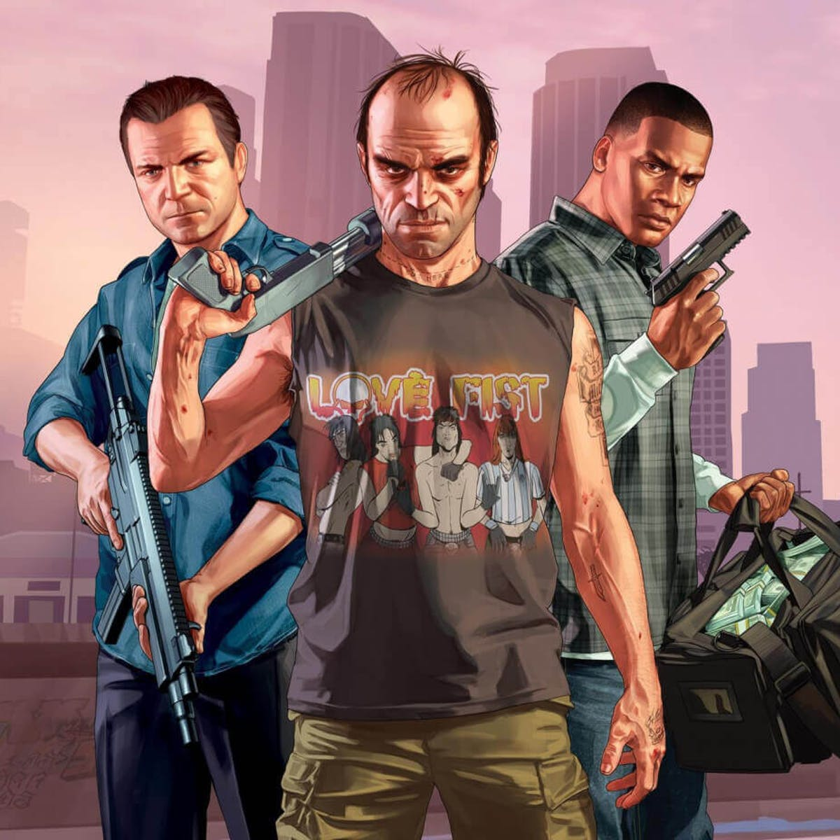 Leak claims 'GTA 6' might finally be revealed at The Game Awards