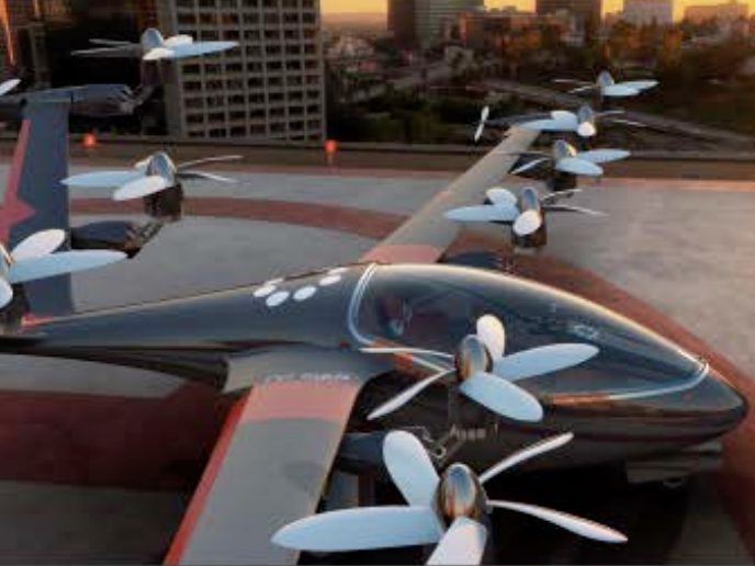 How Uber Thinks Its Aircraft Service Will Work