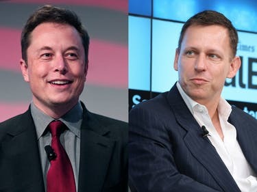 The 4 Issues Peter Thiel and Elon Musk Agree On