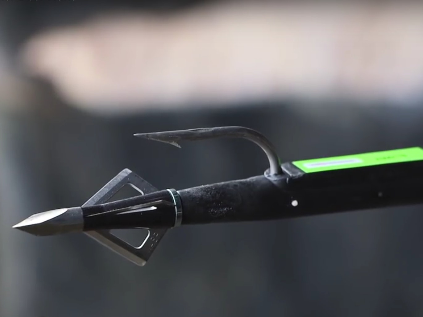 Pro-tracker archery hunt bow arrow