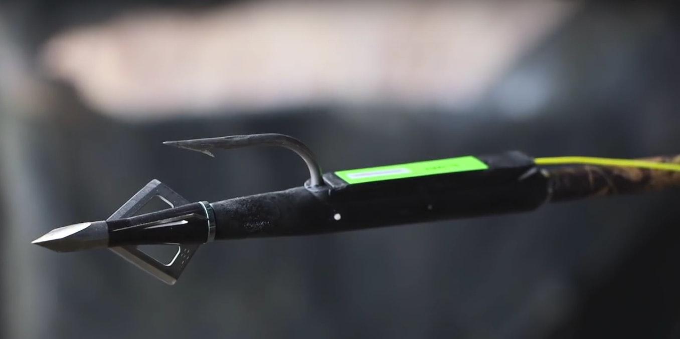 Pro-tracker archery hunt bow arrow