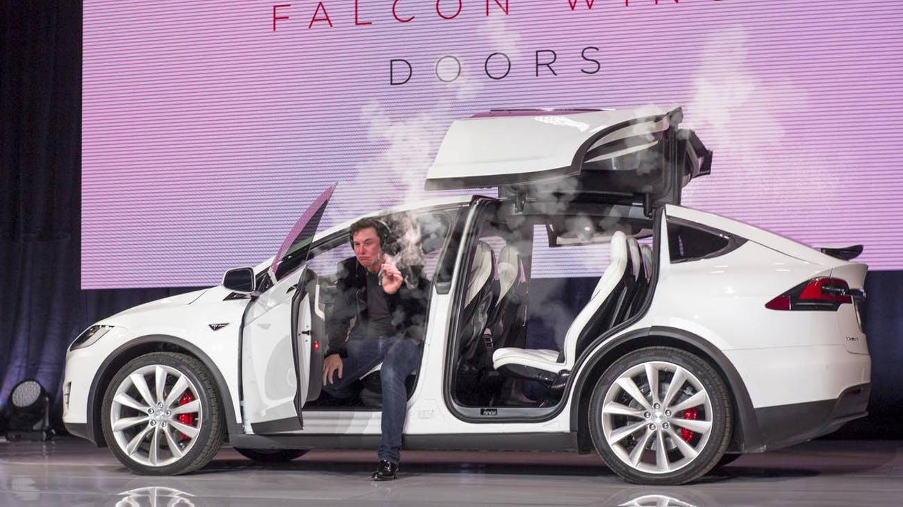 """Introducing the Tesla Model HotboX, Elon Musk!"""
