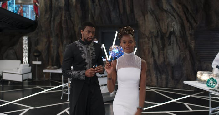 Shuri's about to change what technology looks like for the entire globe.