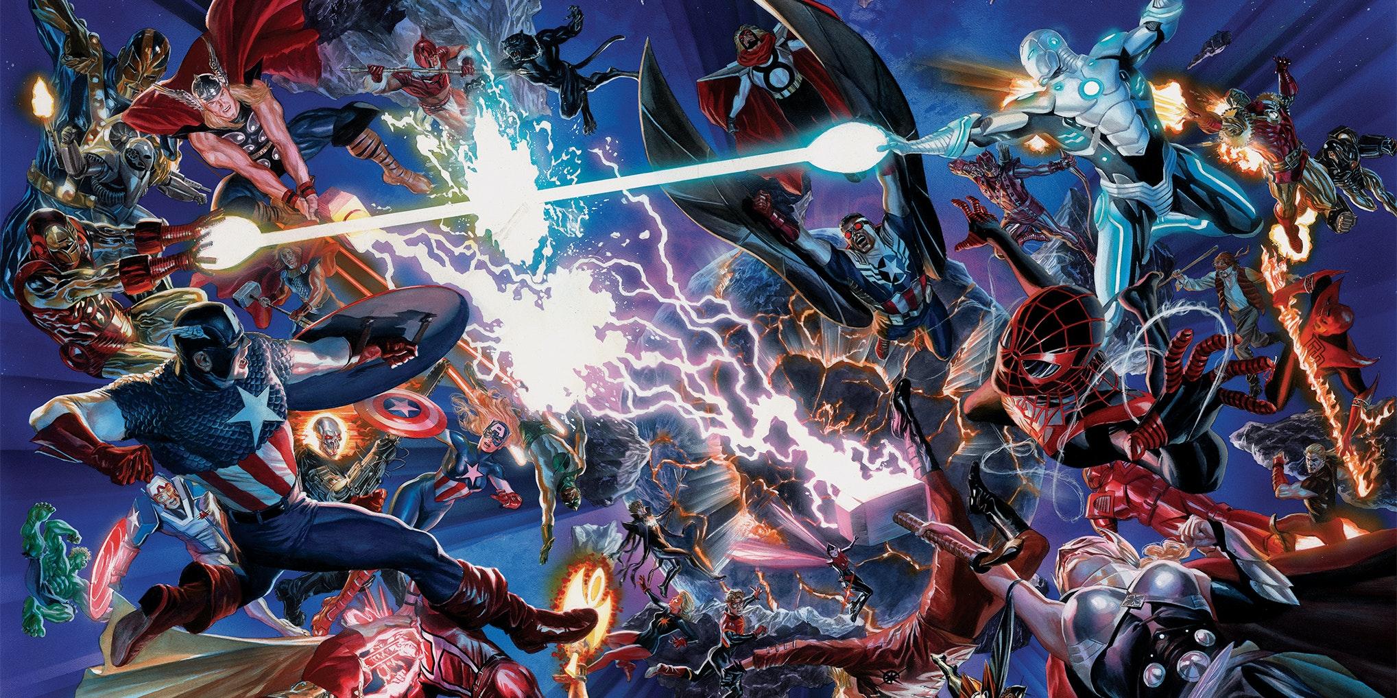 A Guide to Binging Digital Comics