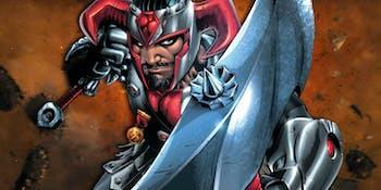 Steppenwolf Justice League Movie Villain