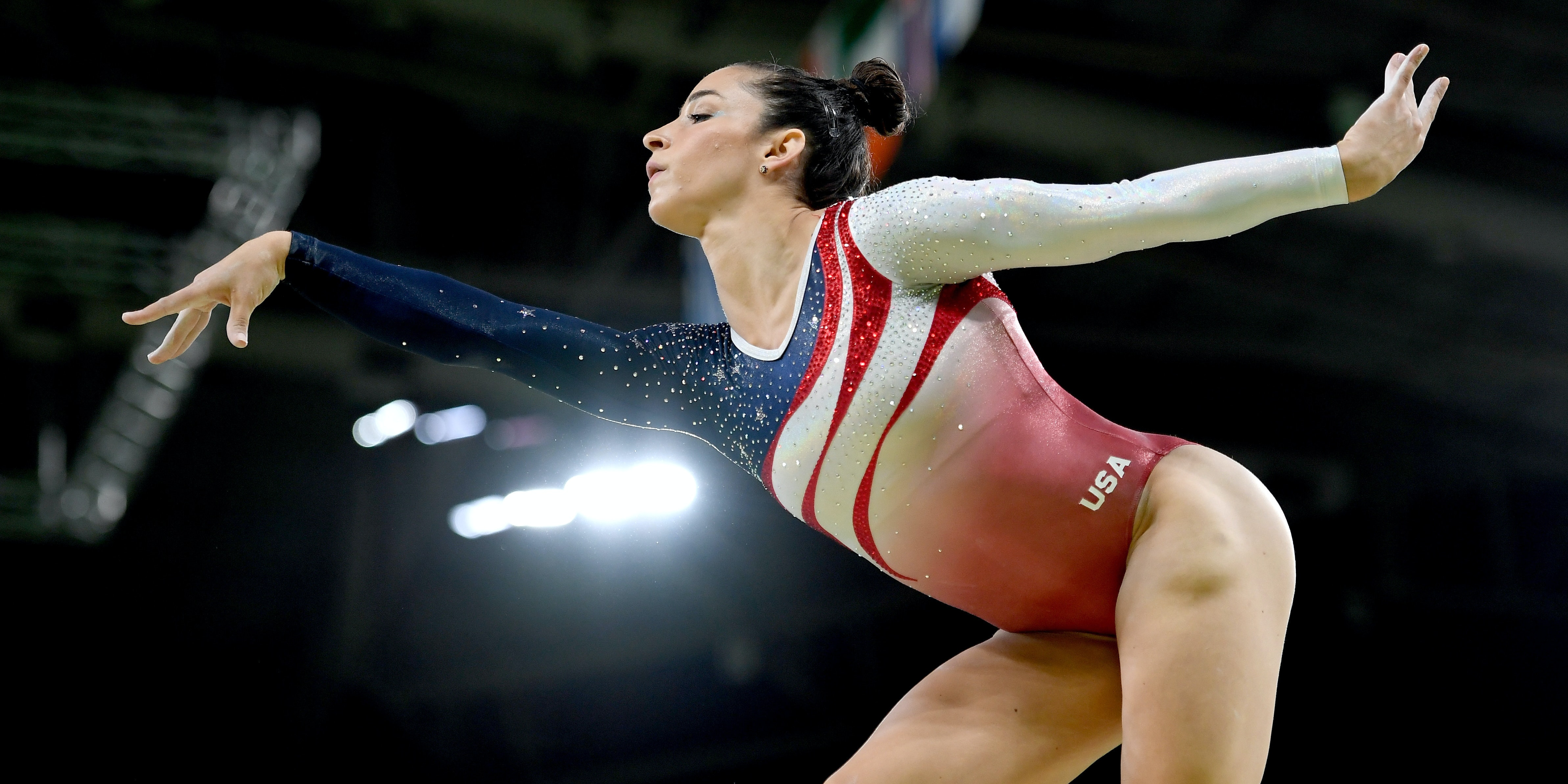 Why Aly Raisman S Floor Routine Isn T Impossible Anymore