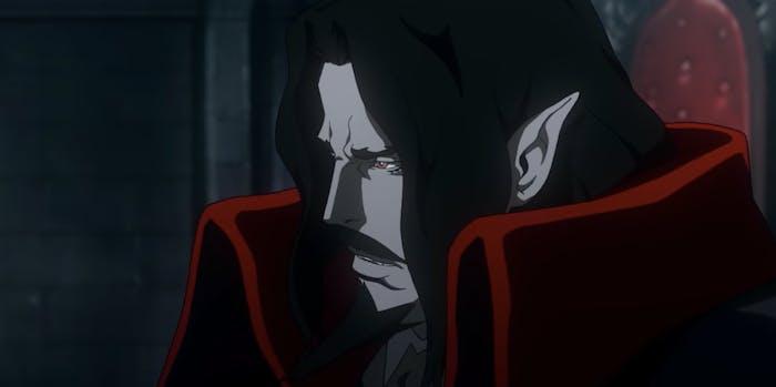 'Castlevania' Season 2 trailer netflix anime