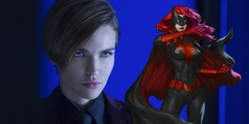 Ruby Rose will play Batwoman in the Arrowverse.