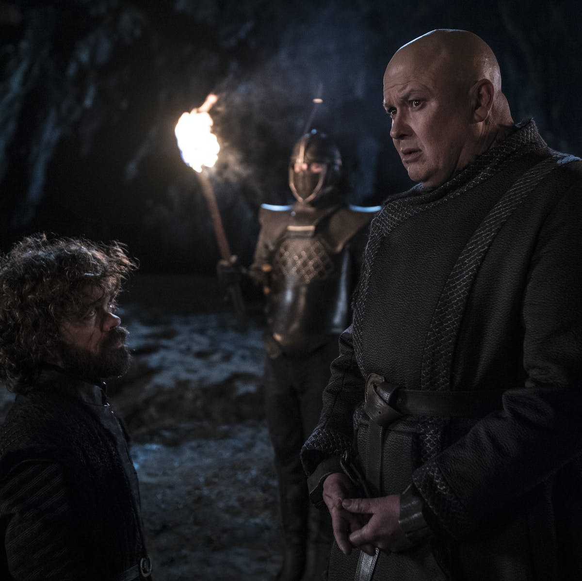'Game of Thrones' Season 8 Theory Reveals How Varys Already Poisoned Dany