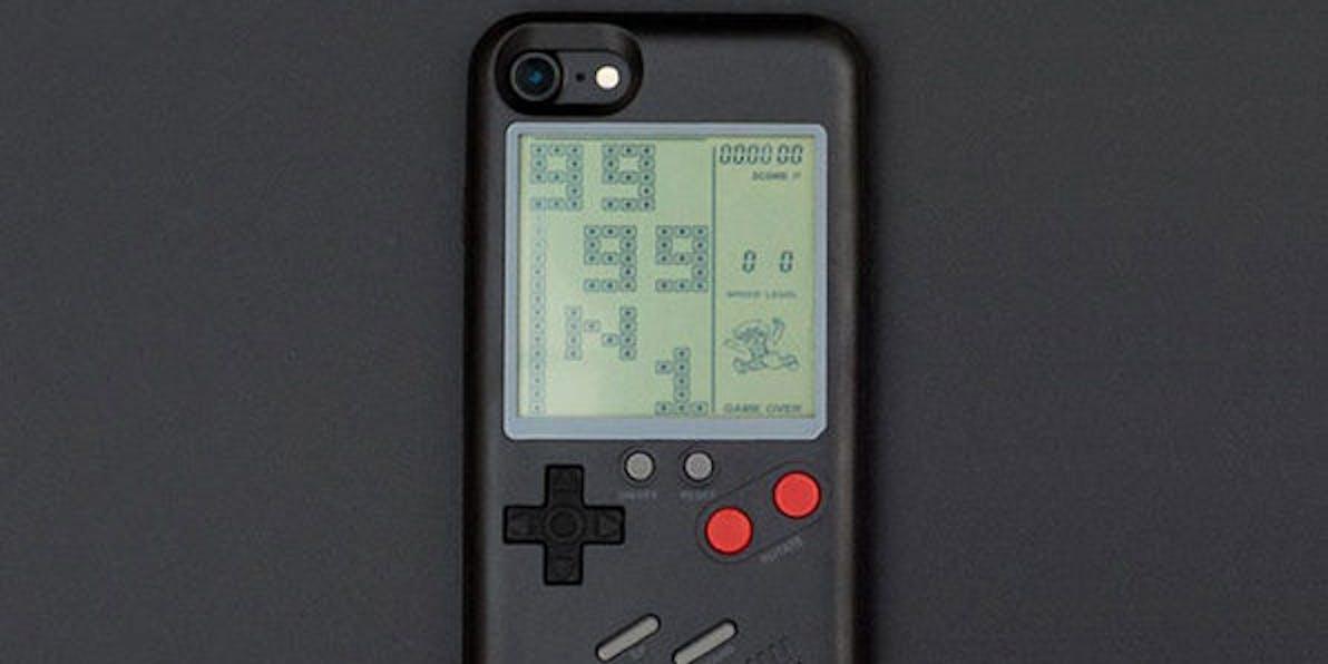 games case