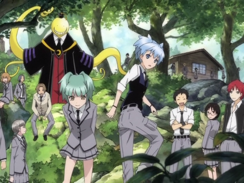 'Assassination Classroom' Reinforces the Importance of Education