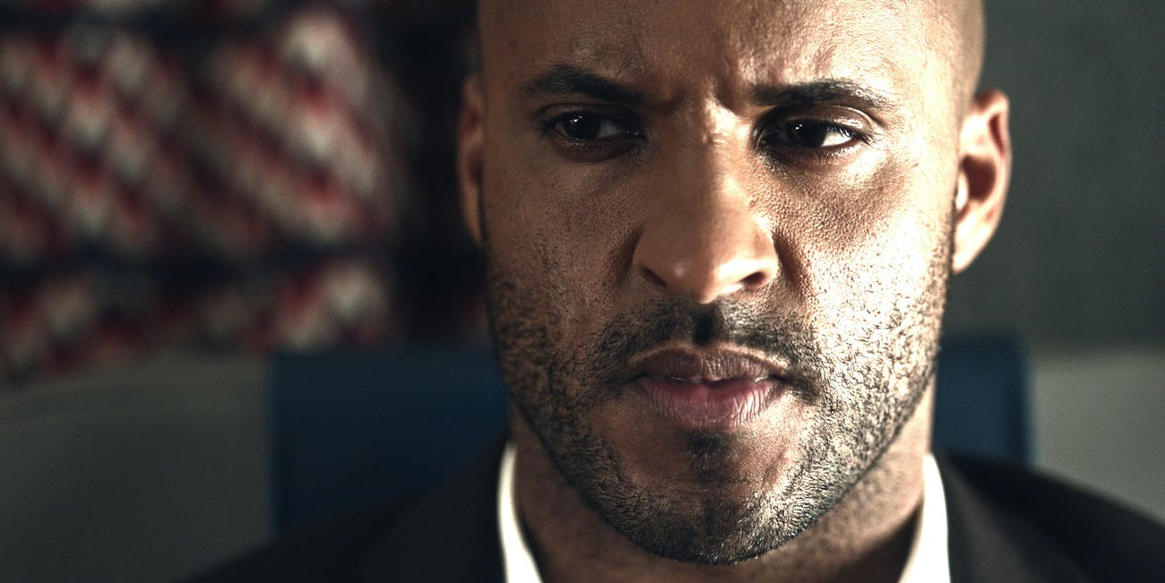 New Clip shows Ricky Whittle as Shadow Moon meeting Ian McShane's Wednesday in 'American Gods'