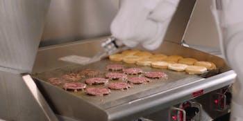 burger robot