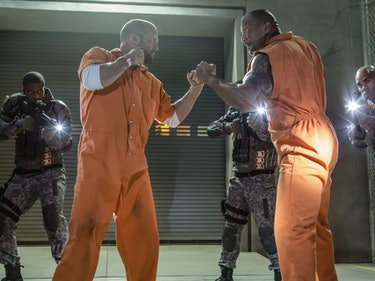 The Rock and Jason Statham Are Getting a 'Fast & Furious' Spinoff