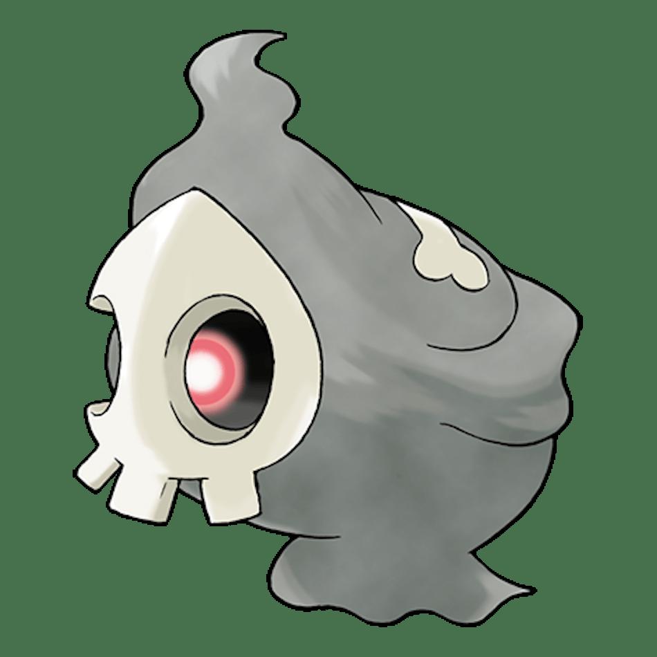 Put Duskull on your team in 'Pokémon Shield'