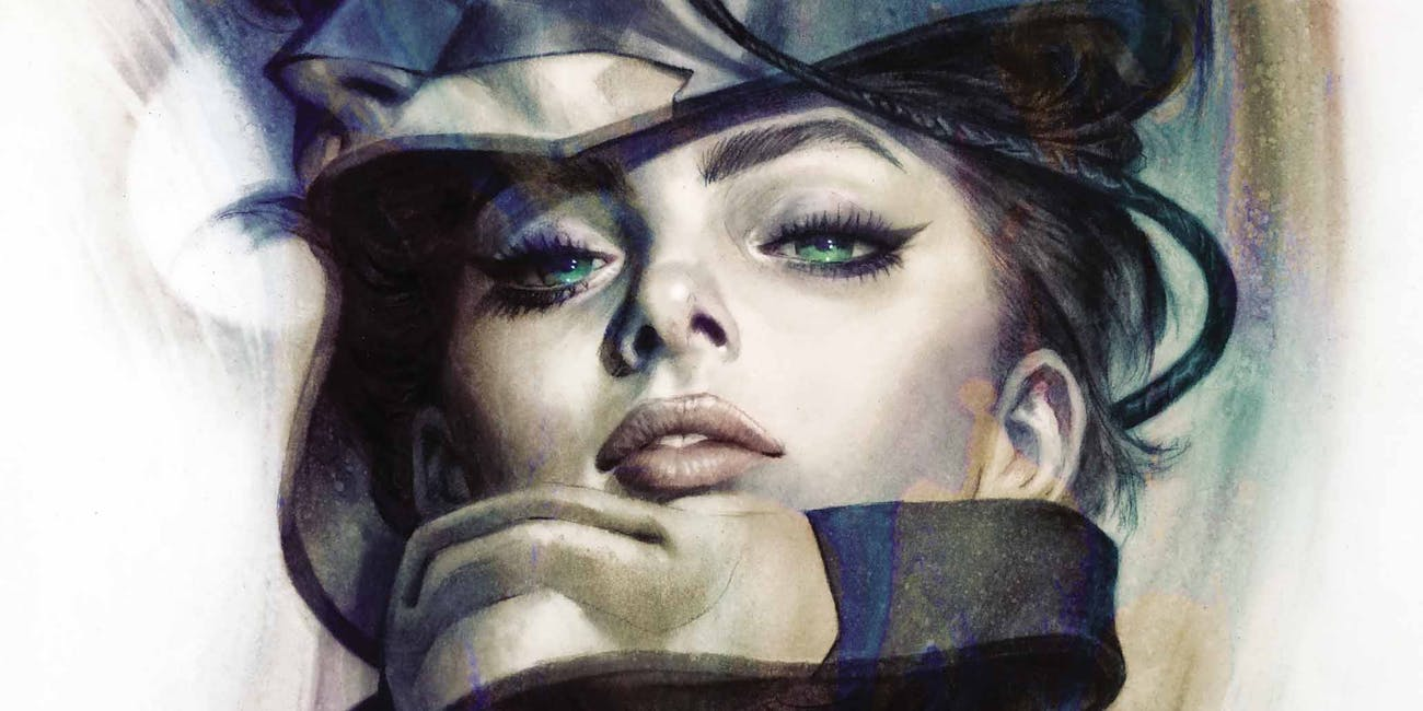 Catwoman DC Comics Cover 5