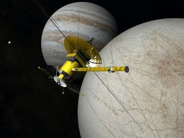 NASA Scientist Says Her Money Is on Europa for Alien Life