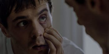 Sam Keeley in 'The Cured'.